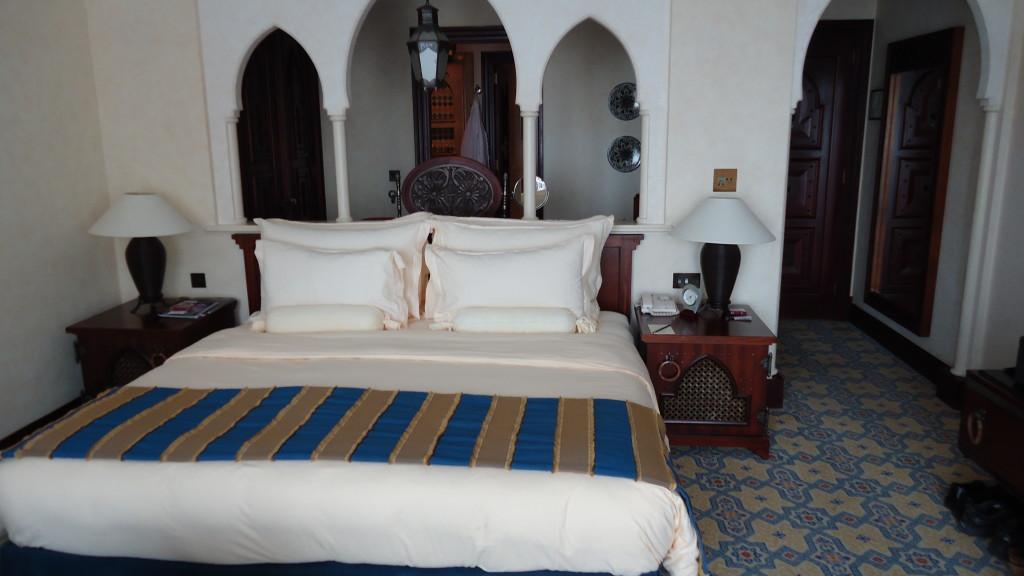 Hotel Room at the Mina A' Salam