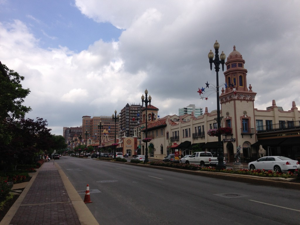 Spanish Architecture, Country Club  Plaza