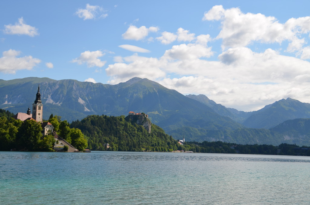 Another great shot of Lake Bled