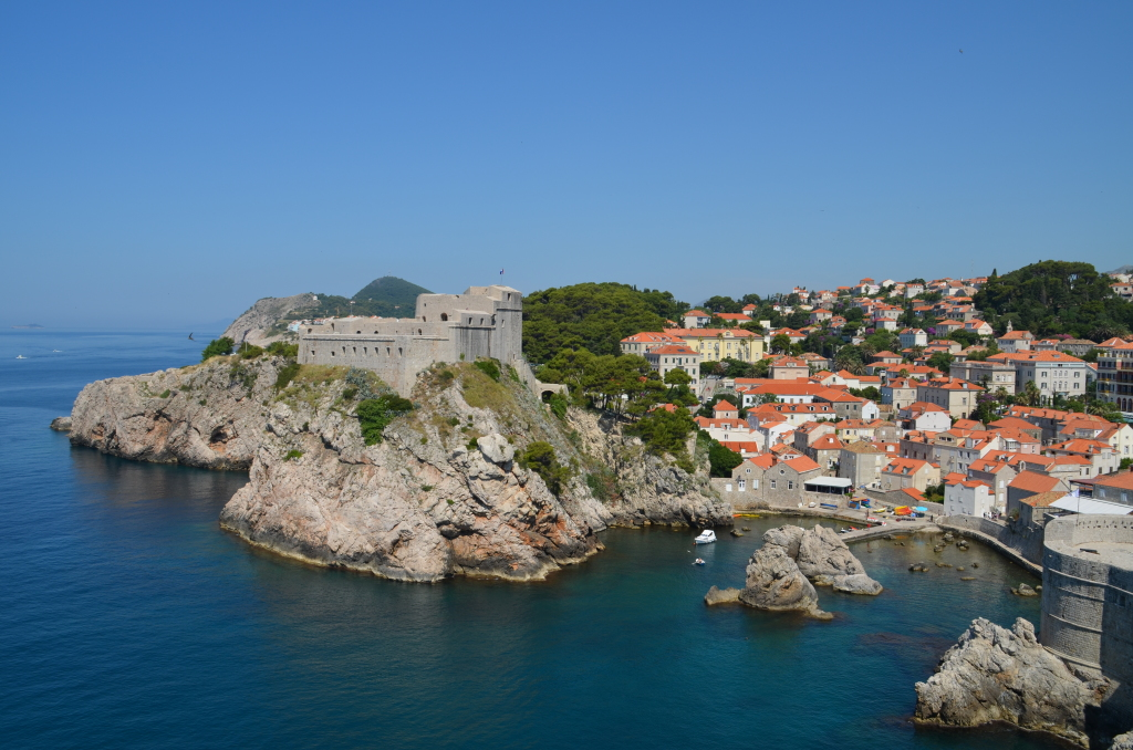 Dubrovnik- The pearl of the Adriatic