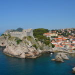 Dubrovnik, Croatia: the city of orange tiled roofs