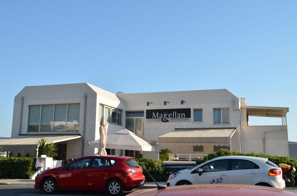 Magellan Restaurant near Hotel Lero