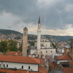 Sarajevo: a tragic yet inspirational city