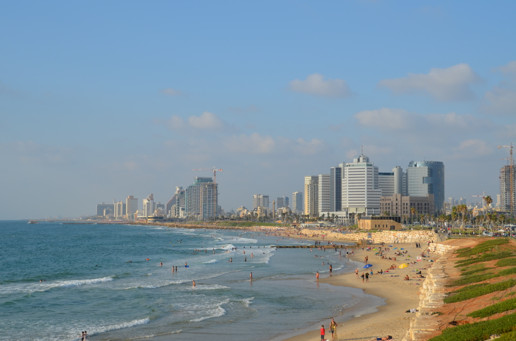 Tel Aviv and its beaches