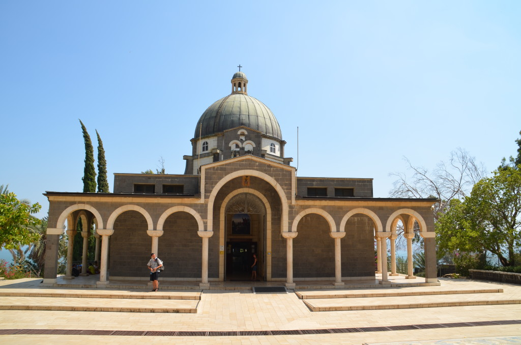 Church on Mount Beatitudes