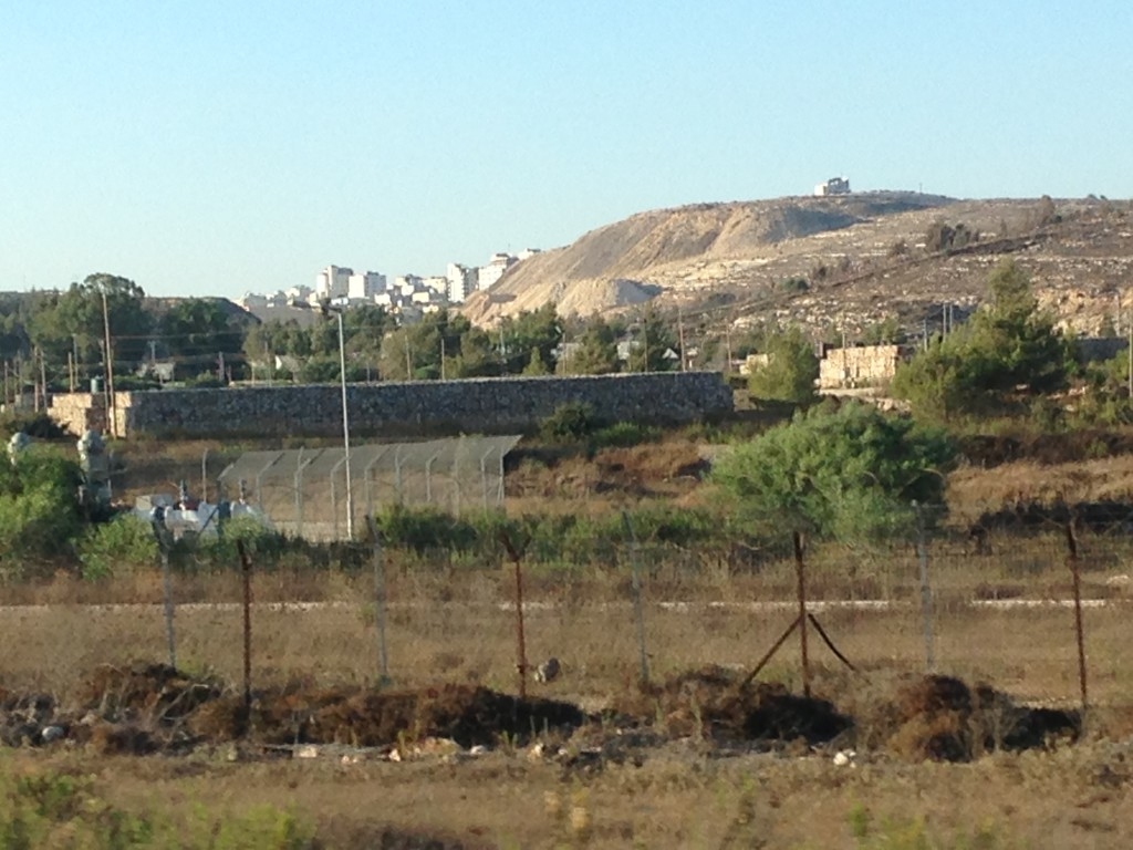 Israeli settlement in the West Bank
