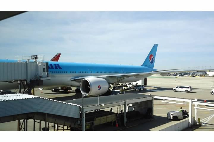 Korean Air took us from Chicago to Bali via twenty hours of flying