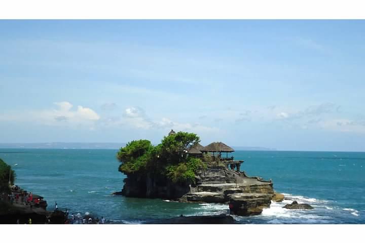Tanah Lot - pilgrimage temple