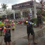Songkran Festival in Thailand: The World's Largest Water Fight