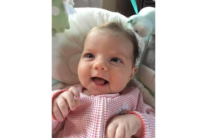 Baby Alexandra Rose